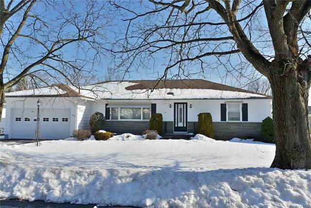 1005 Beckwith Place, Utica, NY 13501 (MLS #S1252951) :: BridgeView Real Estate Services