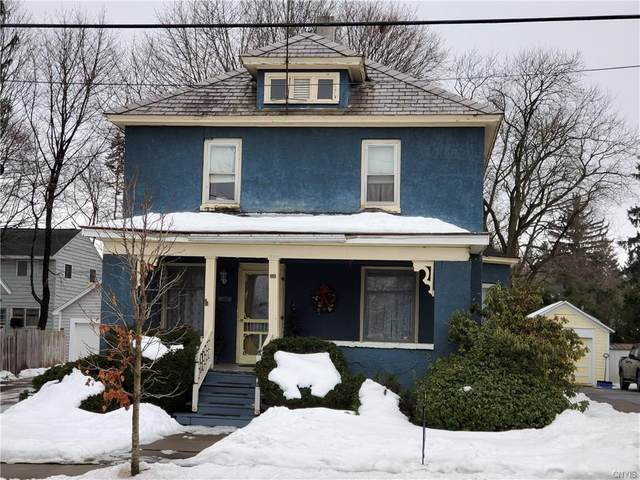 25 W Main Street, Cortland, NY 13045 (MLS #S1252995) :: BridgeView Real Estate Services