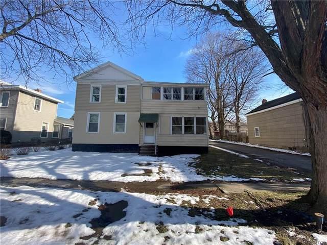 610 Turtle Street, Syracuse, NY 13208 (MLS #S1253010) :: BridgeView Real Estate Services