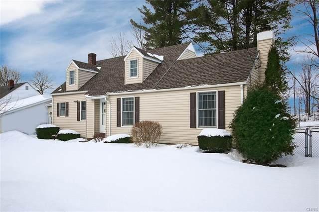 4 Osborn Road, New Hartford, NY 13413 (MLS #S1253119) :: BridgeView Real Estate Services