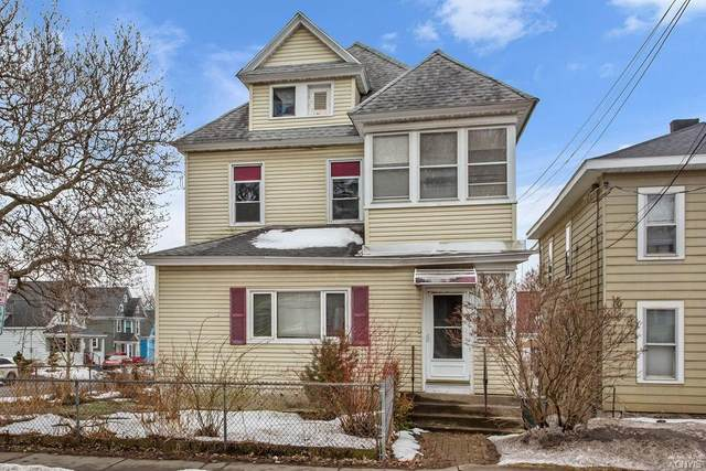 920 Hawley Avenue, Syracuse, NY 13203 (MLS #S1253120) :: BridgeView Real Estate Services