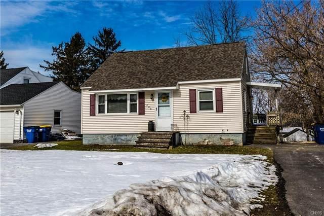 206 Dixon Drive, Camillus, NY 13219 (MLS #S1253131) :: BridgeView Real Estate Services