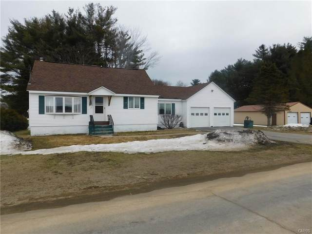 6632 Greenway New London Road, Rome-Outside, NY 13478 (MLS #S1253138) :: BridgeView Real Estate Services
