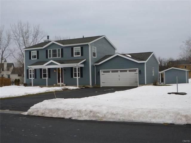 5046 Stagecoach Road, Onondaga, NY 13031 (MLS #S1253196) :: BridgeView Real Estate Services