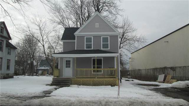 143 N Hamilton Street, Watertown-City, NY 13601 (MLS #S1253228) :: BridgeView Real Estate Services