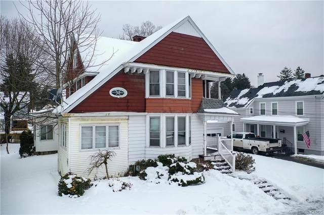 321 N Bellinger Avenue, Herkimer, NY 13350 (MLS #S1253238) :: BridgeView Real Estate Services