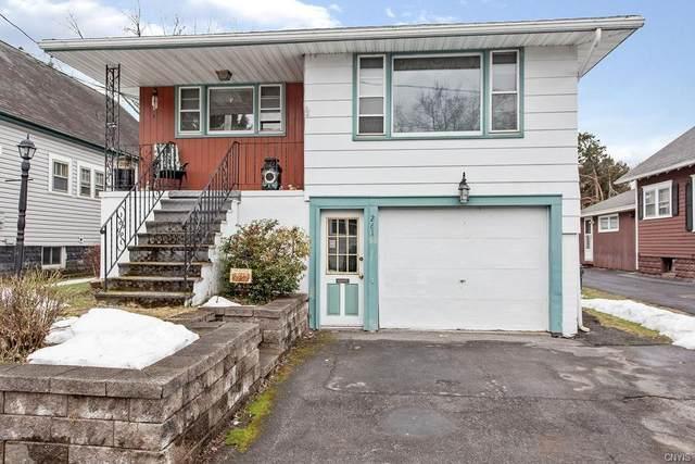 261 N Collingwood Avenue, Syracuse, NY 13206 (MLS #S1253526) :: Updegraff Group