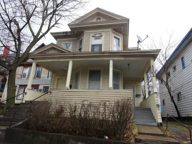 1102 & 1102 1/2 Butternut Street, Syracuse, NY 13208 (MLS #S1253638) :: BridgeView Real Estate Services