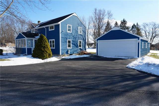3476 Doyle Rd, Lysander, NY 13027 (MLS #S1254065) :: Updegraff Group