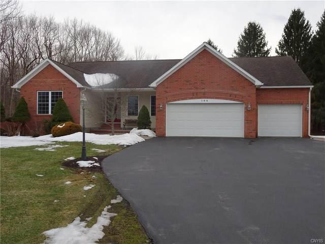 104 Benedict Manor Drive, Sullivan, NY 13082 (MLS #S1254465) :: Updegraff Group