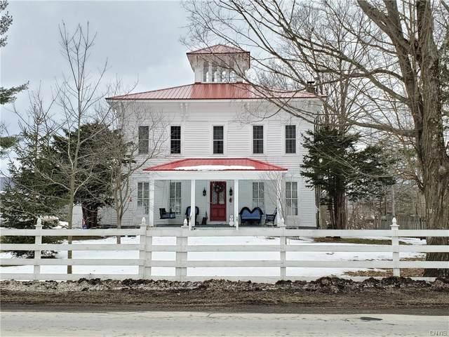 3815 County Highway 18, Edmeston, NY 13411 (MLS #S1254699) :: 716 Realty Group