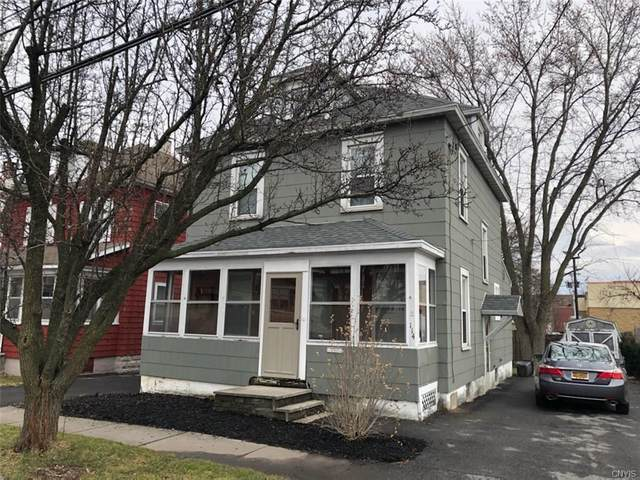 114 N Edwards Avenue, Syracuse, NY 13206 (MLS #S1254878) :: Updegraff Group