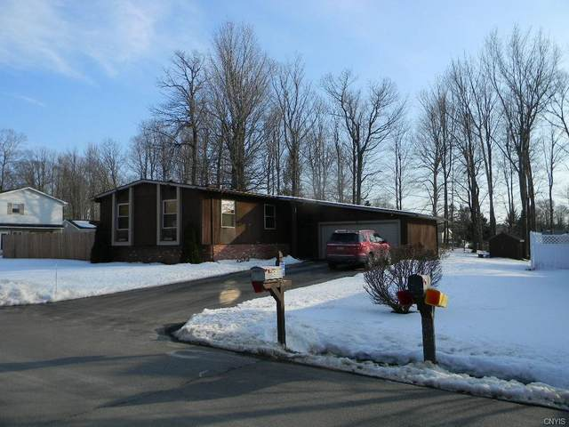 34 Butternut Drive, Scriba, NY 13126 (MLS #S1254927) :: BridgeView Real Estate Services