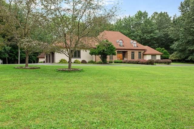 107 Wood Ridge Lane, Volney, NY 13069 (MLS #S1254978) :: MyTown Realty