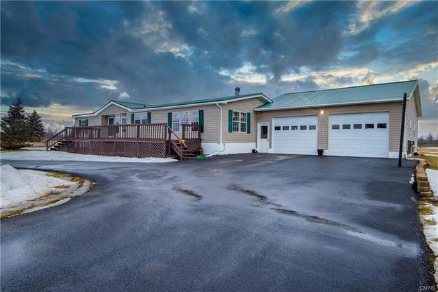 37572 Keyes Road, Antwerp, NY 13673 (MLS #S1255155) :: Thousand Islands Realty