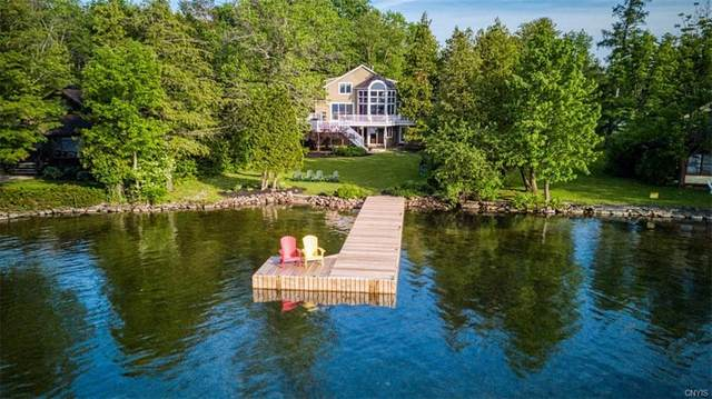 4515 East Lake Rd, Cazenovia, NY 13035 (MLS #S1255465) :: The Chip Hodgkins Team