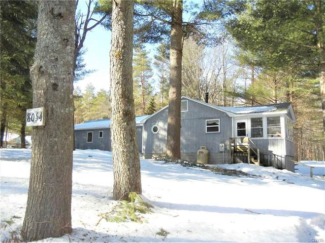 8054 Sand Pond Road, Greig, NY 13343 (MLS #S1255520) :: Robert PiazzaPalotto Sold Team