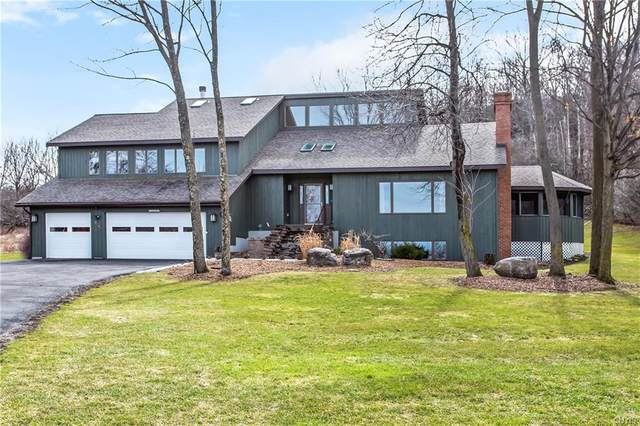 6949 Kassonta Drive, Pompey, NY 13078 (MLS #S1255689) :: The Chip Hodgkins Team