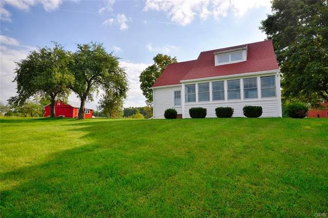 5060 Temperance Hill Road, Cazenovia, NY 13035 (MLS #S1255950) :: The Chip Hodgkins Team