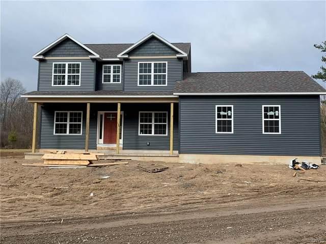 Lot 2 Pangborn Road, Hastings, NY 13076 (MLS #S1256159) :: BridgeView Real Estate Services