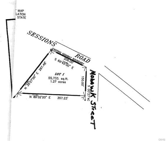 Lot #1 Mohawk Street, New Hartford, NY 13413 (MLS #S1256197) :: Updegraff Group
