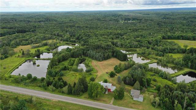2394 State Route 69, Parish, NY 13131 (MLS #S1256265) :: BridgeView Real Estate Services