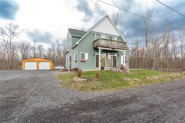 43 North Shore Ext Drive, Schroeppel, NY 13135 (MLS #S1256291) :: Updegraff Group