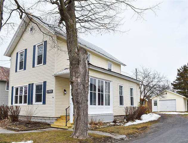 11933 Academy Street, Lyme, NY 13622 (MLS #S1256812) :: BridgeView Real Estate Services
