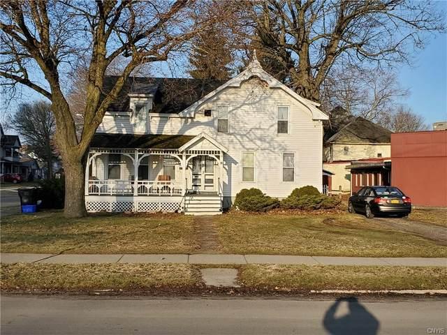 58 N Main Street, Cortland, NY 13045 (MLS #S1256944) :: BridgeView Real Estate Services