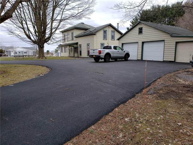 5226 State Route 31, Verona, NY 13478 (MLS #S1256986) :: Updegraff Group