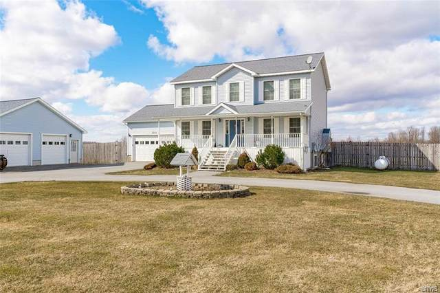 22245 Knowlesville Road, Pamelia, NY 13601 (MLS #S1257024) :: Updegraff Group