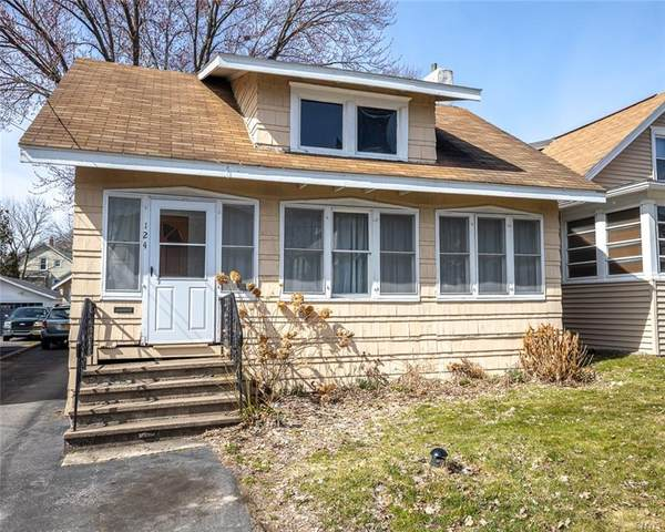 124 S Collingwood Avenue, Syracuse, NY 13206 (MLS #S1257397) :: Updegraff Group