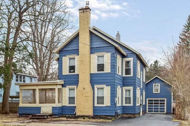 63 Downer Street, Van Buren, NY 13027 (MLS #S1257442) :: MyTown Realty