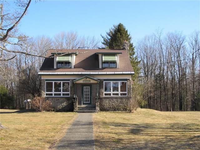 142 English Road, Ephratah, NY 13452 (MLS #S1257466) :: Lore Real Estate Services
