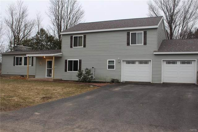 7076 Canterbury Hill Road, Rome-Outside, NY 13440 (MLS #S1257798) :: Lore Real Estate Services