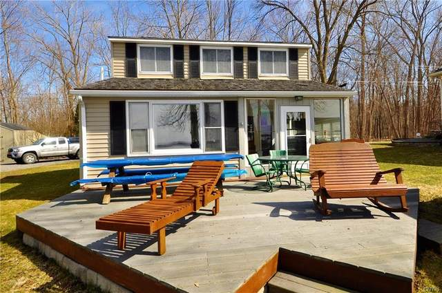 169,167 Shaw Rd, West Monroe, NY 13167 (MLS #S1257893) :: MyTown Realty