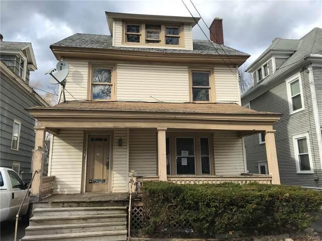 224 W Ostrander Avenue, Syracuse, NY 13205 (MLS #S1257899) :: Robert PiazzaPalotto Sold Team