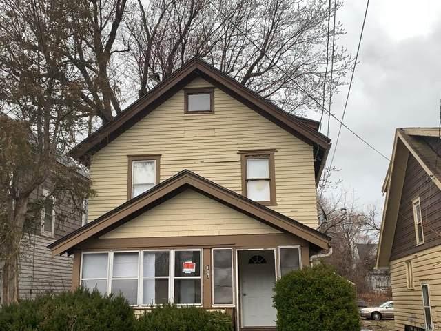 107 Hatch Street, Syracuse, NY 13205 (MLS #S1258118) :: Robert PiazzaPalotto Sold Team
