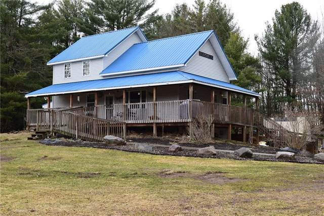 8583 Whiskey Island Road, Vienna, NY 13316 (MLS #S1258128) :: Updegraff Group