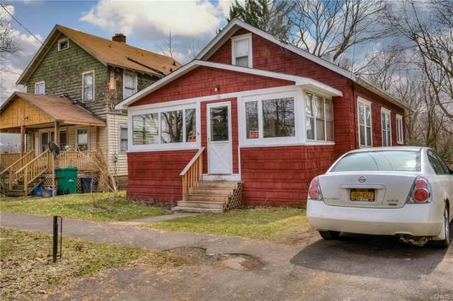 108 Fish Avenue, Syracuse, NY 13207 (MLS #S1258413) :: BridgeView Real Estate Services