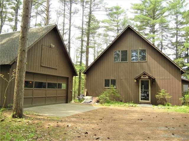 6309 E Shore Road, Watson, NY 13343 (MLS #S1258503) :: Lore Real Estate Services
