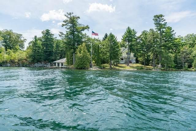 8 Cedar Island, Hammond, NY 13646 (MLS #S1258685) :: MyTown Realty