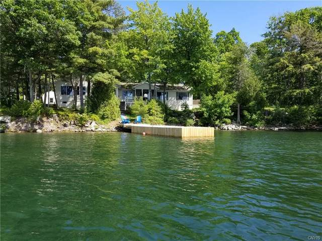188 Chippewa Point Road, Hammond, NY 13646 (MLS #S1258706) :: Lore Real Estate Services