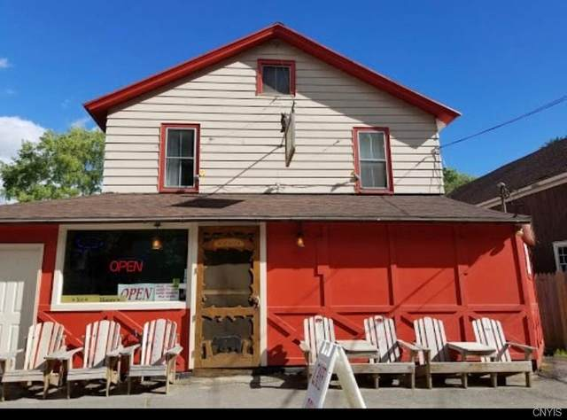 11821 Woodhull Road, Forestport, NY 13338 (MLS #S1258746) :: Updegraff Group