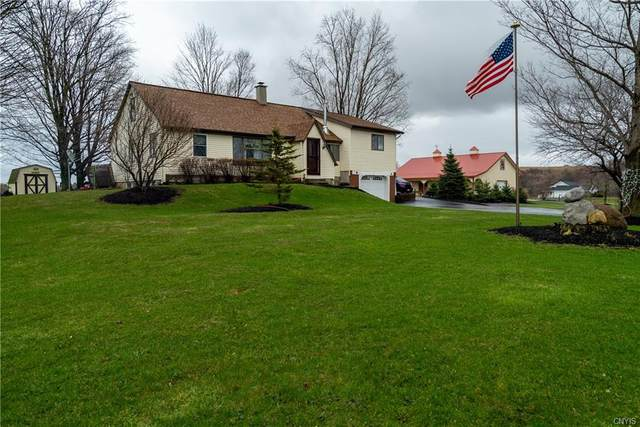 3534 Slate Hill Road, Marcellus, NY 13108 (MLS #S1258888) :: The Chip Hodgkins Team