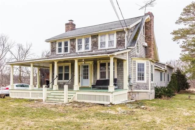 1821 Benson Road, Skaneateles, NY 13152 (MLS #S1259092) :: MyTown Realty