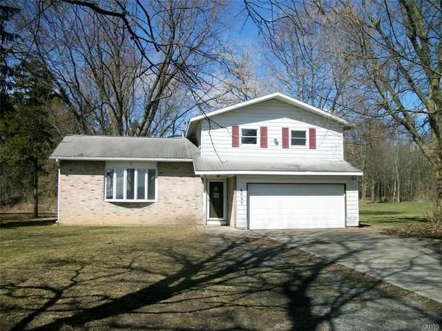 8037 Seneca Turnpike, New Hartford, NY 13323 (MLS #S1259164) :: Updegraff Group
