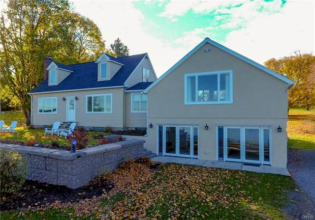 5009 W Lake Road, Fleming, NY 13021 (MLS #S1259254) :: BridgeView Real Estate Services