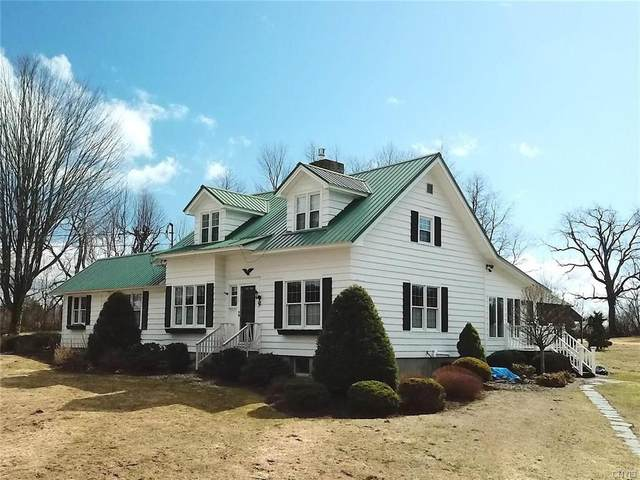 280 State Route 29A, Salisbury, NY 13454 (MLS #S1259350) :: Updegraff Group