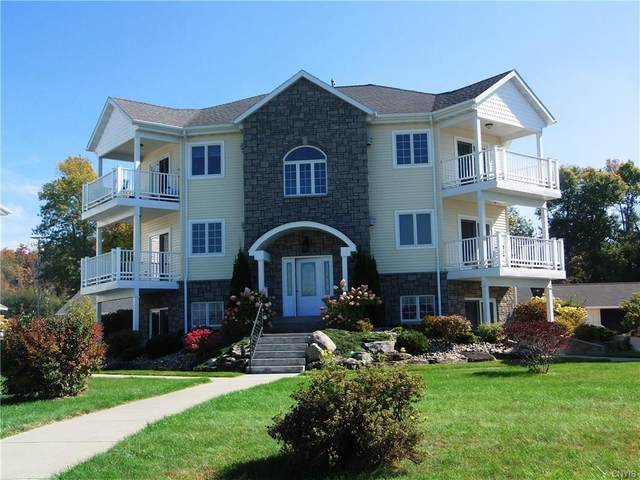 33 Dockside Drive, Morristown, NY 13664 (MLS #S1259366) :: BridgeView Real Estate Services